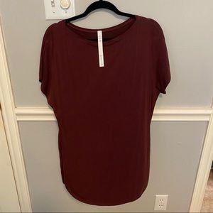 Lululemon long shirt